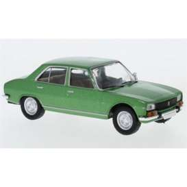 Peugeot  - 504 1969 green - 1:43 - IXO Models - CLC319 - ixCLC319 | The Diecast Company