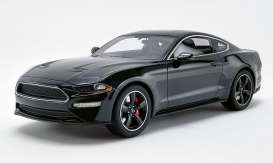 Ford  - Mustang GT *Bullitt* 2019 shadow black - 1:18 - Acme Diecast - US017B - GTUS017B | The Diecast Company