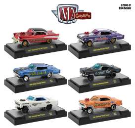Assortment/ Mix  - various - 1:64 - M2 Machines - 32600-51 - M2-32600-51 | The Diecast Company