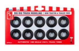 Wheels & tires Rims & tires - 1:25 - AMT - spp023 - amtspp023 | The Diecast Company