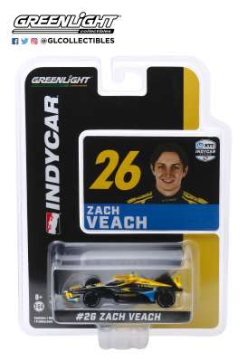 Honda  - 2020 black/yellow - 1:64 - GreenLight - 10859 - gl10859 | The Diecast Company