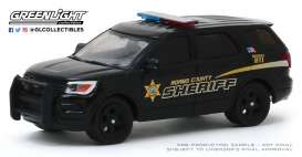 Ford  - 2017 black - 1:64 - GreenLight - 30142 - gl30142 | The Diecast Company
