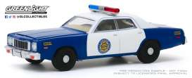 Plymouth  - Fury 1975  - 1:64 - GreenLight - 30151 - gl30151 | The Diecast Company