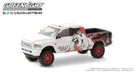 Ram  - 1500 Sport 2017 white - 1:64 - GreenLight - 30172 - gl30172 | The Diecast Company