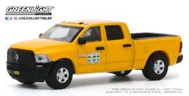 Ram  - 2500 2017 yellow - 1:64 - GreenLight - 30173 - gl30173 | The Diecast Company