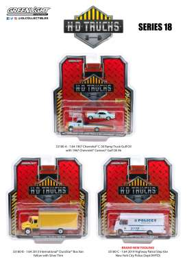 Assortment/ Mix  - various - 1:64 - GreenLight - 33180 - gl33180 | The Diecast Company