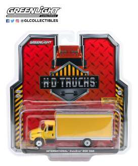 International  - Durastar 2013 yellow/silver - 1:64 - GreenLight - 33180B - gl33180B | The Diecast Company