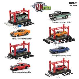 Assortment/ Mix  - various - 1:64 - M2 Machines - 37000-27 - M2-37000-27 | The Diecast Company