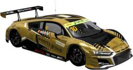 Audi  - R8LMS  EVO #10 2019 gold - 1:64 - Para64 - 55254 - pa55254 | The Diecast Company