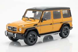 Mercedes Benz  - G63 yellow - 1:18 - iScale - 1180000039 - iscale1180039 | The Diecast Company