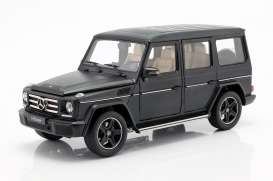 Mercedes Benz  - G-Classe dark grey - 1:18 - iScale - 1180000040 - iscale1180040 | The Diecast Company