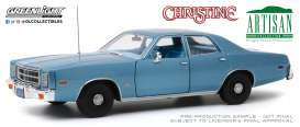 Plymouth  - Fury 1977  - 1:18 - GreenLight - 19082 - gl19082 | The Diecast Company