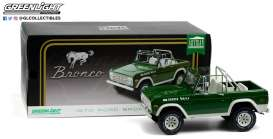 Ford  - Bronco *Buster* 1975 green - 1:18 - GreenLight - 19084 - gl19084 | The Diecast Company