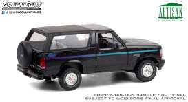 Ford  - Bronco 1992 black - 1:18 - GreenLight - 19088 - gl19088 | The Diecast Company