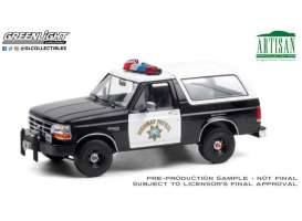Ford  - Bronco 1995  - 1:18 - GreenLight - 19089 - gl19089 | The Diecast Company