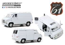 Chevrolet  - G-Series 1976 white - 1:18 - Highway 61 - hwy18023 - hwy18023 | The Diecast Company