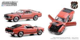 Ford  - Mustang 1969  - 1:18 - Highway 61 - hwy18030 - hwy18030 | The Diecast Company
