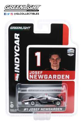 Chevrolet  - 2020 black/white - 1:64 - GreenLight - 10868 - gl10868 | The Diecast Company