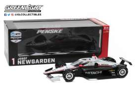 Chevrolet  - 2020 black/white/red - 1:18 - GreenLight - 11085 - gl11085 | The Diecast Company