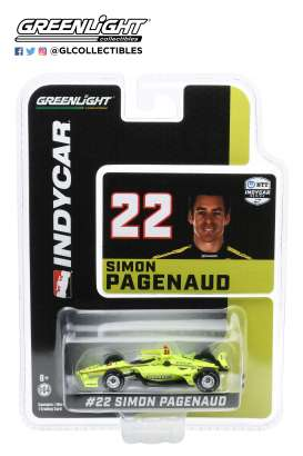 Chevrolet  - 2020 yellow - 1:64 - GreenLight - 10870 - gl10870 | The Diecast Company