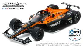 Chevrolet  - 2020 grey/orange - 1:18 - GreenLight - 11088 - gl11088 | The Diecast Company