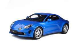 Alpine  - A110 blue - 1:8 - GT Spirit - GTS80052 - GTS80052 | The Diecast Company