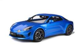 Alpine  - A110 blue - 1:8 - GT Spirit - GTS80054 - GTS80054 | The Diecast Company