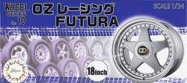 Rims & tires  - 1:24 - Fujimi - 193519 - fuji193519 | The Diecast Company