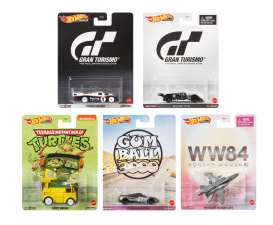 Assortment/ Mix  - various - 1:64 - Hotwheels - DMC55 - hwmvDMC55-979T | The Diecast Company