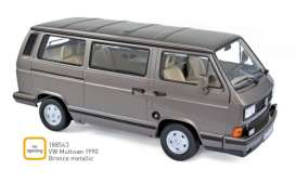 Volkswagen  - Multivan 1990 bronze - 1:18 - Norev - nor188543 - nor188543 | The Diecast Company