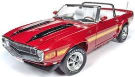 Shelby  - GT500 1970 red - 1:18 - Auto World - AMM1187 - AMM1187 | The Diecast Company