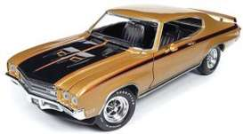 Buick  - GSX 1971 gold - 1:18 - Auto World - AMM1198 - AMM1198 | The Diecast Company