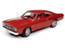 Plymouth  - Duster 1970 red - 1:18 - Auto World - AMM1205 - AMM1205 | The Diecast Company