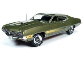 Ford  - Torino 1970 ivy poly - 1:18 - Auto World - AMM1211 - AMM1211 | The Diecast Company