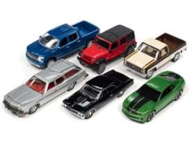 Assortment/ Mix  - various - 1:64 - Auto World - 64252A~6 - AW64252A | The Diecast Company