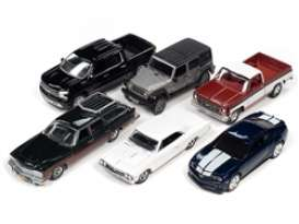Assortment/ Mix  - various - 1:64 - Auto World - 64252B~6 - AW64252B | The Diecast Company