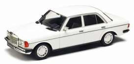 Mercedes Benz  - 230E 1975 white - 1:18 - KK - Scale - 180351 - kkdc180351 | The Diecast Company