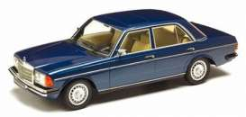 Mercedes Benz  - 230E 1977 dark blue - 1:18 - KK - Scale - 180352 - kkdc180352 | The Diecast Company