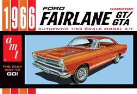 Ford  - Fairlane 1966  - 1:25 - AMT - s1091 - amts1091 | The Diecast Company