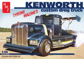 Kenworth  - Custom Drag Truck  - 1:25 - AMT - s1157 - amts1157 | The Diecast Company