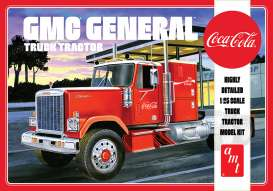 GMC  - General Semi Tractor  - 1:25 - AMT - s1179 - amts1179 | The Diecast Company
