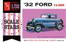 Ford  - Scale Stars  - 1:25 - AMT - s1181 - amts1181 | The Diecast Company