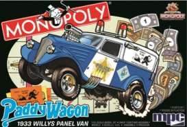 Willys  - Panel Paddy Wagon 1933  - 1:25 - MPC - 924 - mpc924 | The Diecast Company