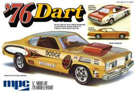 Dodge  - Dart Sport 1976  - 1:25 - MPC - 925 - mpc925 | The Diecast Company