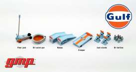 diorama Accessoires - blue/orange - 1:18 - GMP - 18942 - gmp18942 | The Diecast Company
