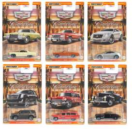 Assortment/ Mix  - Ford & Shelby various - 1:64 - Matchbox - GGF12 - matGGF12 | The Diecast Company