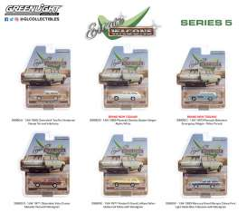 Assortment/ Mix  - various - 1:64 - GreenLight - 29990 - gl29990 | The Diecast Company