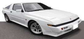 Mitsubishi  - Starion white - 1:18 - Ignition - IG1790 - IG1790 | The Diecast Company