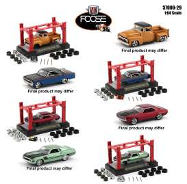 Assortment/ Mix  - various - 1:64 - M2 Machines - 37000-29 - M2-37000-29 | The Diecast Company