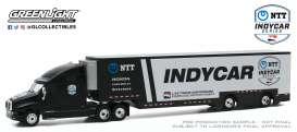 Kenworth  - T2000 2020 black/silver - 1:64 - GreenLight - 30178 - gl30178 | The Diecast Company